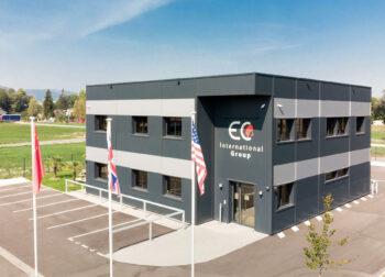 Tertiaire EC International Bâtiment - Ciel Architecture